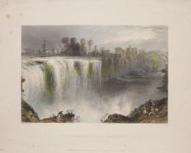 The Genesee Falls, Rochester, New York