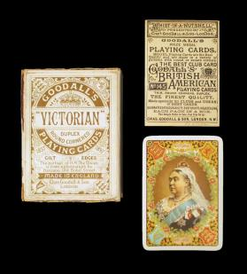 Goodall's Victorian Playing Cards