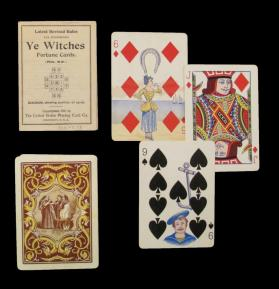 Ye Witches Fortune Cards