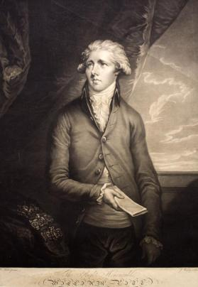 Portrait of William Pitt