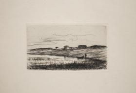 Untitled (Shoreline Scene)