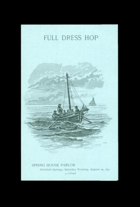 Full Dress Hop, Spring House, Richfield Springs