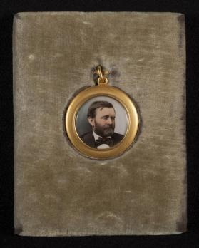 Portrait of Ulysses S. Grant