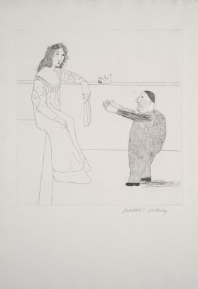 Pleading for the Child (from 'Rumpelstilzchen')