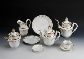 Tea Service (Serves Sixteen)