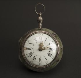 Pair-case, Quarter-repeating Watch