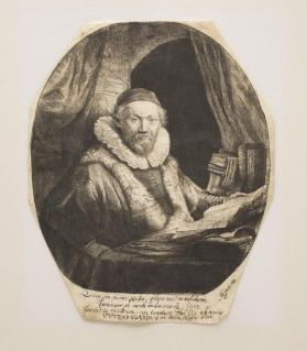 Jan Uytenbogaert, Preacher of the Sect of Arminian Remonstrants