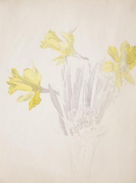 A Vase of Daffodils
