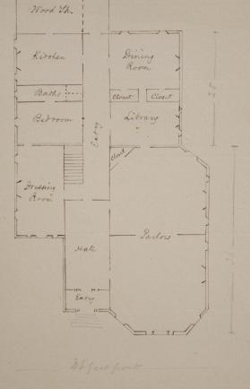 Plan for the First Floor
