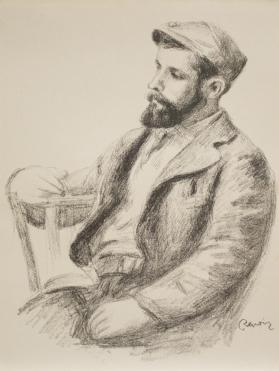 Louis Valtat, from Douze lithographies originales de Pierre-Auguste Renoir