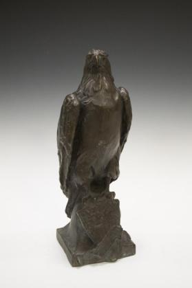 Preparedness (Statuette of an Eagle)