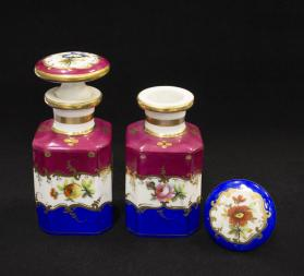 Toilette Bottles (Set of Two)