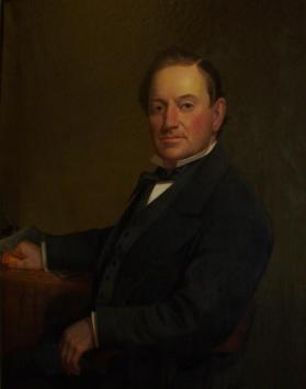 Portrait of David Gray