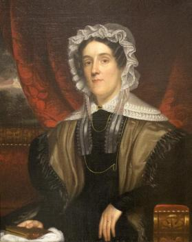 Portrait of Mary Hyde