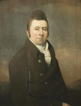 Portrait of John Coleman Bull