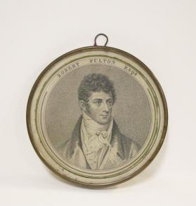 Portrait of Robert Fulton