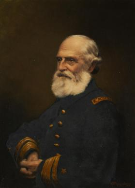 Posthumous Portrait of Rear-Admiral George F. Pearson