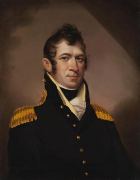 Portrait of Major General Jacob Jennings Brown