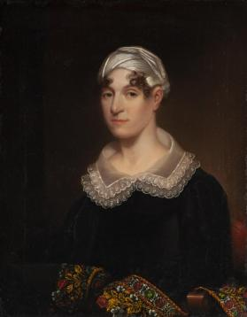Portrait of Mrs. Jacob Jennings Brown