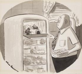Untitled (Eskimos in the Freezer)