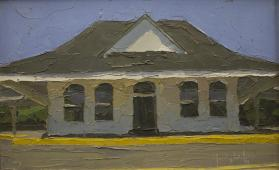 Untitled (Train Station)