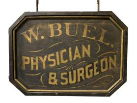 W. Buel, Physician & Surgeon