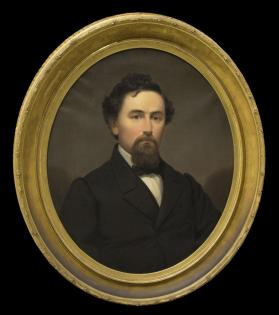 Portrait of Daniel Conger