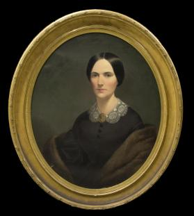 Portrait of Polly Jaynes Conger