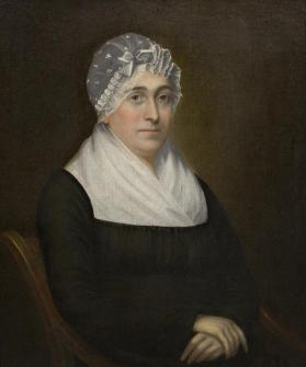 Portrait of Mrs. Cornelius (Anne White) Van Ranst
