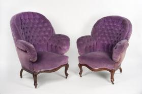 Turkish Armchairs (Set of Two)