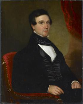 Portrait of Daniel Crouse