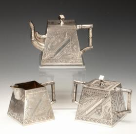 Tea Set or Tete-a-tete