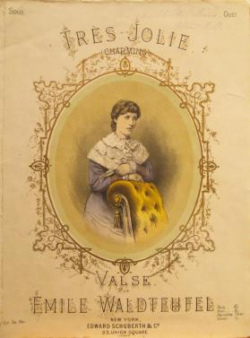 Tres Jolie (Charming)- A Suite of Valses by Emile Waldteufe