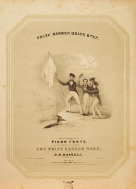'Prize Banner Quick Step' by D. H. Haskell